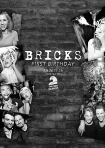 Bricks Club Berlin 1st Birthday