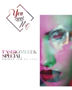 You and Me Fashionweek Special Bricks Club